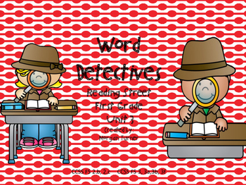 Word Detectives Unit 3