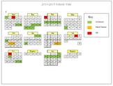 Word Document: 2014-2015 School Calendar