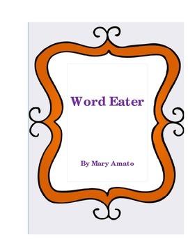 Word Eater Literature Log