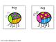 Word Sort Games: Ending Sounds -ag, -eg, -ig, -og, -ug