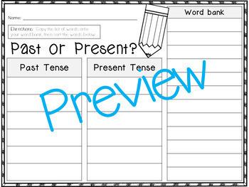Word Endings Templates Pack!