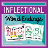 Inflectional Word Endings Packet (-ed, -ing)