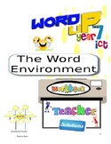 Word Environment Teacher Workbook Solutions Year 6, Grade 6, Year 7, Grade 7,