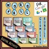 Word-Fall Digital Activity Bundle