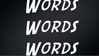 Word Families ACK