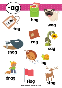 Word Families AG