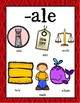 Word Families Anchor Charts {Bundle}