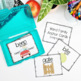Word Families Pack: Long Vowels