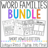 Word Families Short Vowels