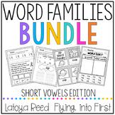 Word Families Activities