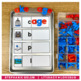 Word Families CVCe Long Vowels Word Build