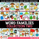 Word Family Clip Art Bundle 2