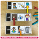 Word Families Clip Strips BUNDLE