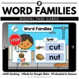 Word Families Digital Phonics Google and Seesaw