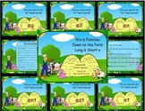 Word Families Down on the Farm Long & Short e  (SMARTBoard Lessons)