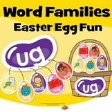 Easter Egg Fun With Word Families