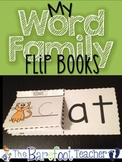 Word Family Flip Books (Distance Learning)