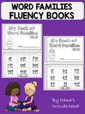 CVC Word Family Reading Fluency Book