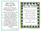 CVC & Word Family Game {Halloween & Fall Follow the Path Short Vowels}