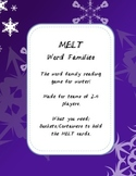 Word Families Game - MELT