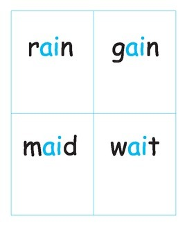 Word Families - Leaf Game
