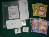 Word Families Literacy Center, Classroom Resource tool- Hard Good