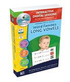 Word Families: Long Vowels - MAC Gr. PK-2