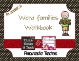 Word Families (Mini-set)