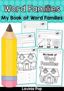 My Book of Word Families