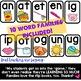 Word Families / Phonics Teaching Game, Recording Sheets & Fun, Easy Flip Books!