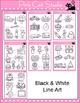 Word Families Clip Art - R Blends Value Pack