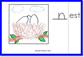 Word Families Student Flip Books Set 2
