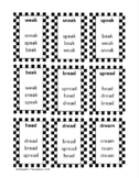 Word Families (Set 5) – Vowel Teams/Diphthongs – Phonics Games