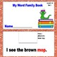 Word Families Set 5 -op and -ot