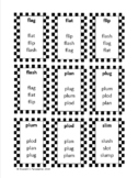 Word Families (Set 7) – L Blends – Phonics Games