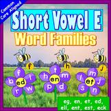 Word Families Kindergarten Short Vowels Kindergarten   Short Vowels Activities