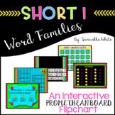 Word Families - Short i (An Interactive Promethean Board Flipchart)