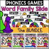 Word Families Slide BUNDLE