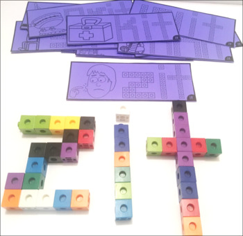 Word Families Snap Cubes {Growing Bundle}