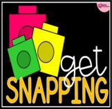 Word Families Snap Cubes {Growing Bundle}