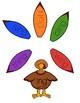 Word Family Turkeys (nk, ng, all)
