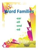 Word Families Work