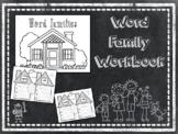 Word Families Workbook