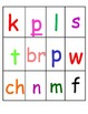 Word Families /-ick/ and /-ight/...Building Words Center and Word Work