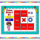 Word Families -ake Words Tic-Tac-Toe Powerpoint Game