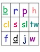 Word Families /-am/ and /-ig/...Building Words Center and
