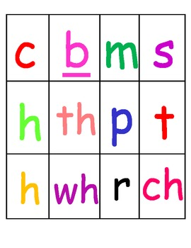 Word Families /-at/ and /-en/...Building Words Center and Word Work