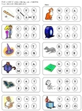 """Word Families:  """"at""""words, reading, writing, spelling, morning bell work"""