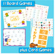 Word Families Word Work for Short I - charts, playdough mats, games, worksheets