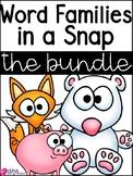 Word Families in a Snap {Growing Bundle}